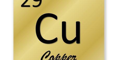 Copper - A Superbug Killing Metal