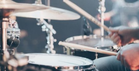 Playing the Drums Found to Cause Changes in the Brain