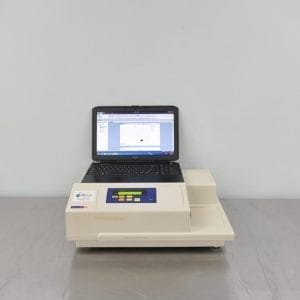 Molecular Devices SpectraMax 190 Microplate Reader video