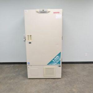 Sanyo Ultra Low Freezer MDF-U73VC VIP product video