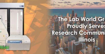 used lab equipment illinois