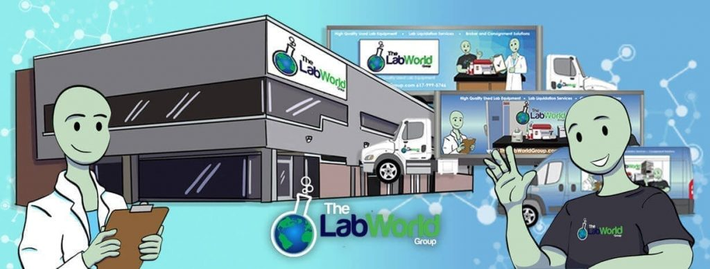 The Lab World Group buy used lab equipment and sell used lab equipment