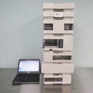 agilent 1100 series hplc stack