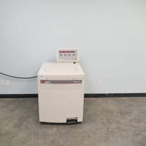 beckman avanti j25 refrigerated centrifuge
