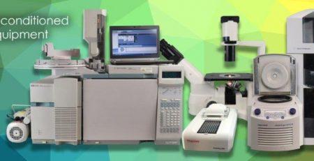 second hand lab equipment