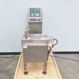 thermo ramsey ac4000i checkweigher system