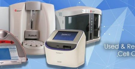 used cell counter