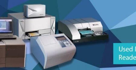 used microplate readers