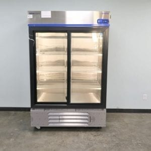 Fisher Scientific Double Door Lab Refrigerator product video
